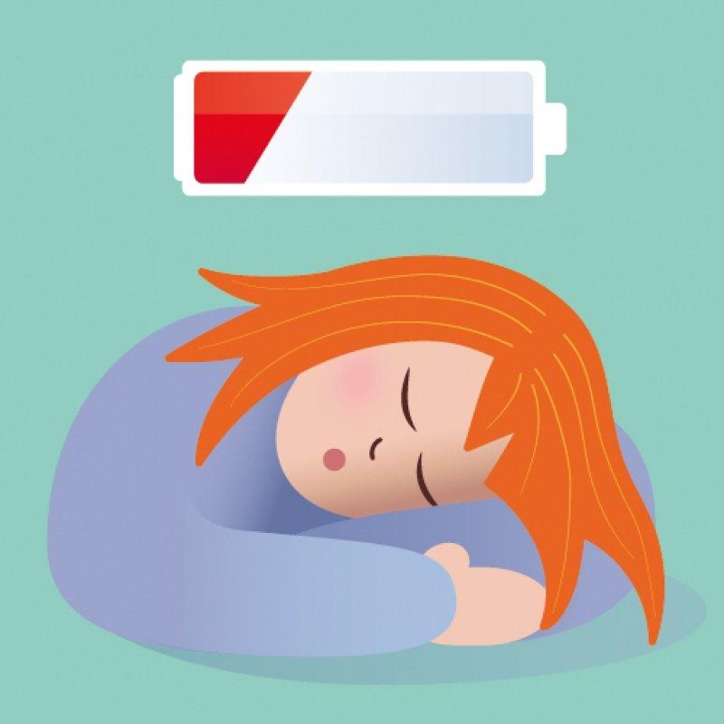Stets müde? Erwecken Sie Ihre Lebensgeister