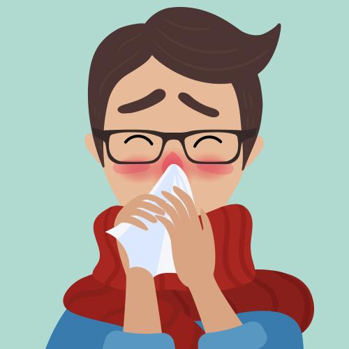 Erkältungen Prophylaxe
