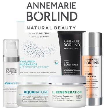Annemarie Börlind Natürliche Kosmetik