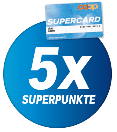 5x superpoints