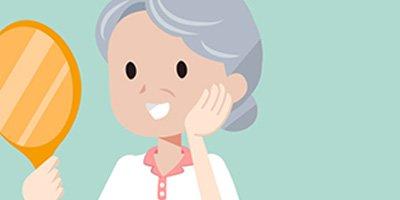Hautpflege im Alter